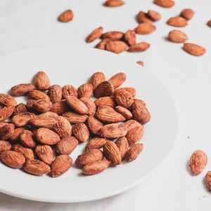 220g Roasted Almonds with Pepper Berry Sea Salt & Maple
