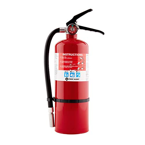 First Alert FE2A10GR Home2Pro Fire Extinguisher
