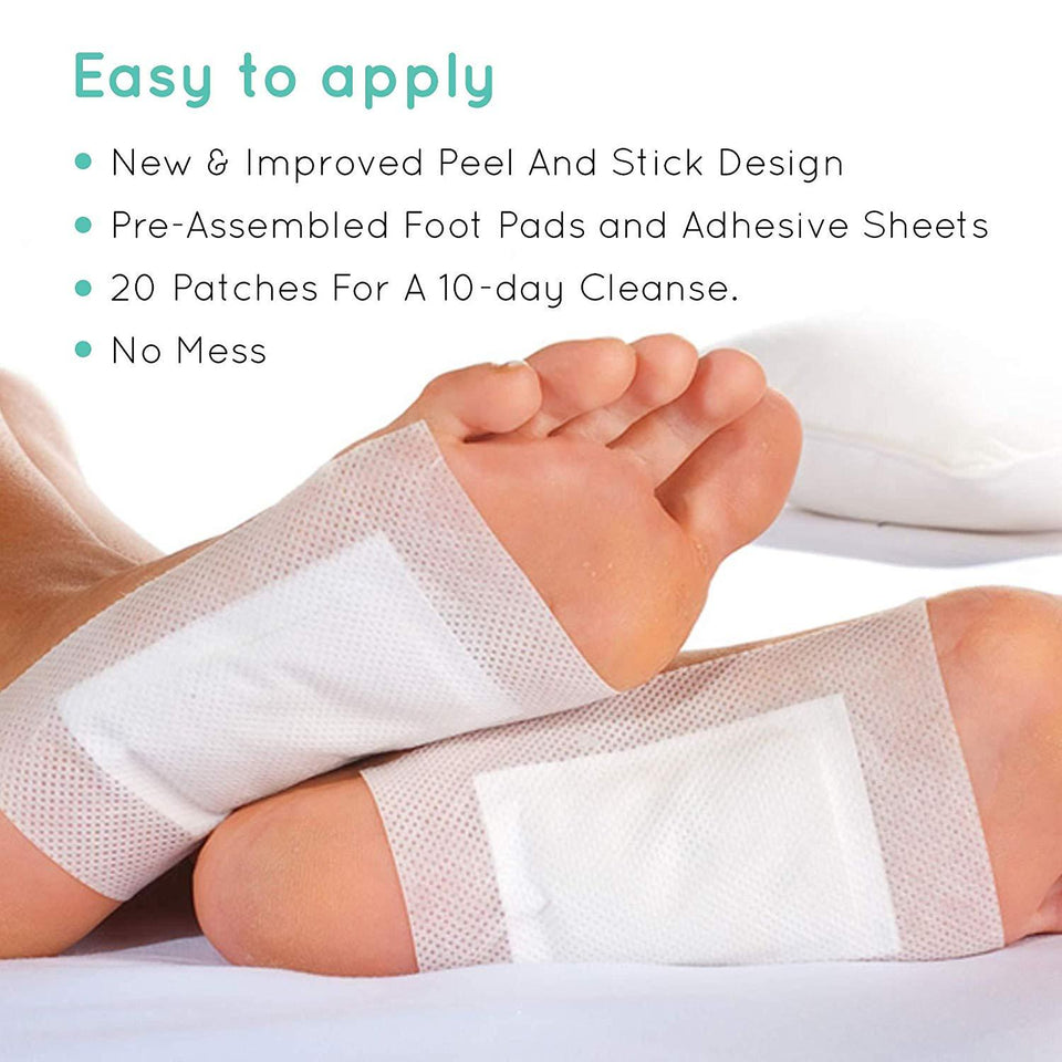 Kinoki Detox Foot Patches (Pack of 30)