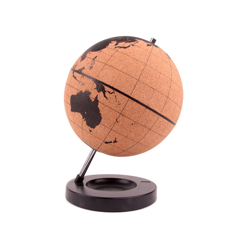 Image of Globe Cork Board