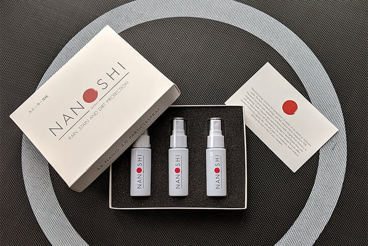 3 x Nanoshi 4.0 Particle Spray Box Set