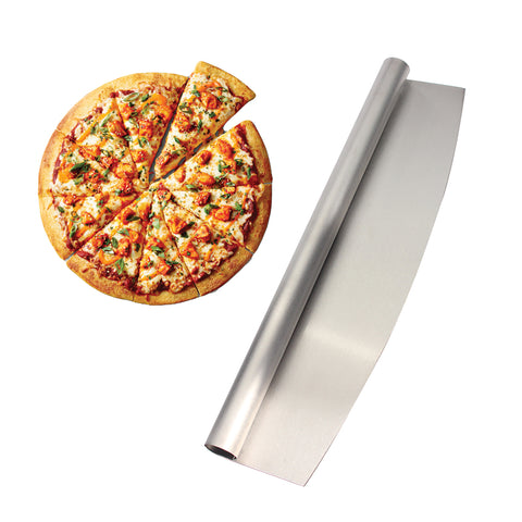 Pizza Cutter Sharp Rocker Blade - Gidli