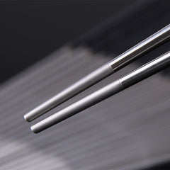 Stainless Steel Reusable Travel Chop sticks