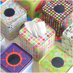 Tissue Boxes Tissue Pumping Paper - Gidli