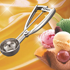 Durable Stainless Ice Cream Mash Potato - Gidli
