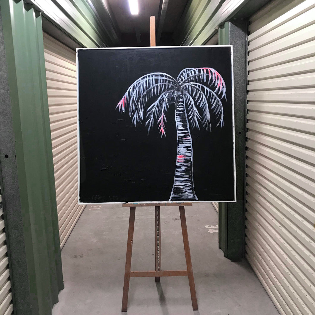 Contrast Ink Palm