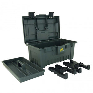PLANO SHOOTERS CASE X LARGE WITH GUN REST- GREEN