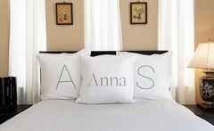 Traditional - Personalized Pillowcase Collection-Di Lewis