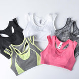 High Impact Support Workout Racerback Sports Bra
