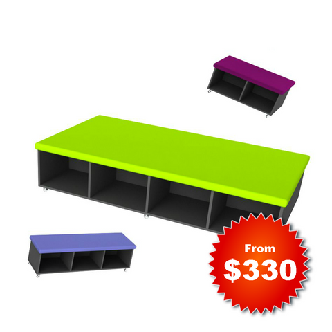 Cubo Mobile Seating and Storage (Special Offer)