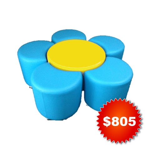 Flower Ottoman (Special Offer)
