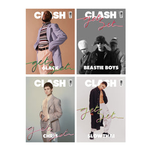 Clash Issue 110 The Collectors Pack