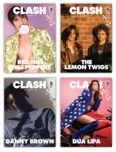 Clash Issue 102 The Collectors Pack