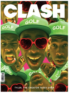 Clash Issue 85 Tyler, The Creator