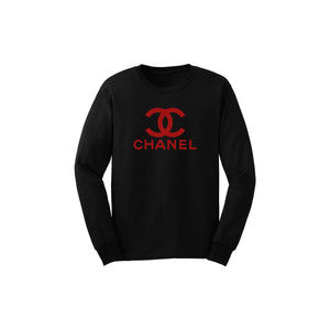 Chanel Unisex Long Sleeve Shirt (Various Options)