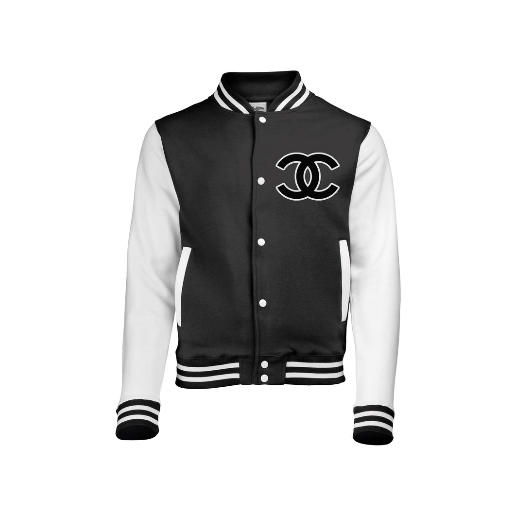 Chanel Varsity Letterman Jacket