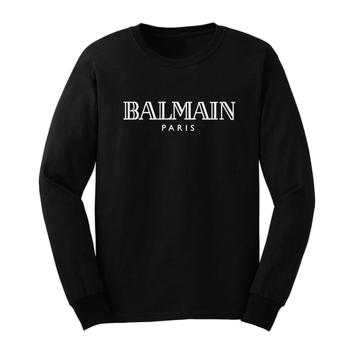 Balmain Paris Unisex Shirt (Various Colors)