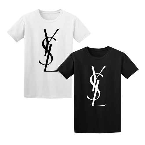 YSL Mens T-Shirt (Various Colors)