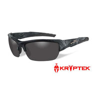 Wiley X Sunglasses - Valor Grey Lens / Kryptex Typhon Frame