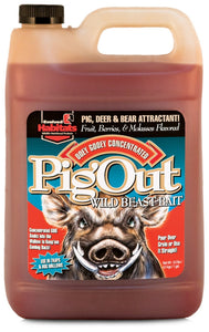 Evolved Game Attractant Pig Out 1Gal 3 Case Order 3 - Oversize2
