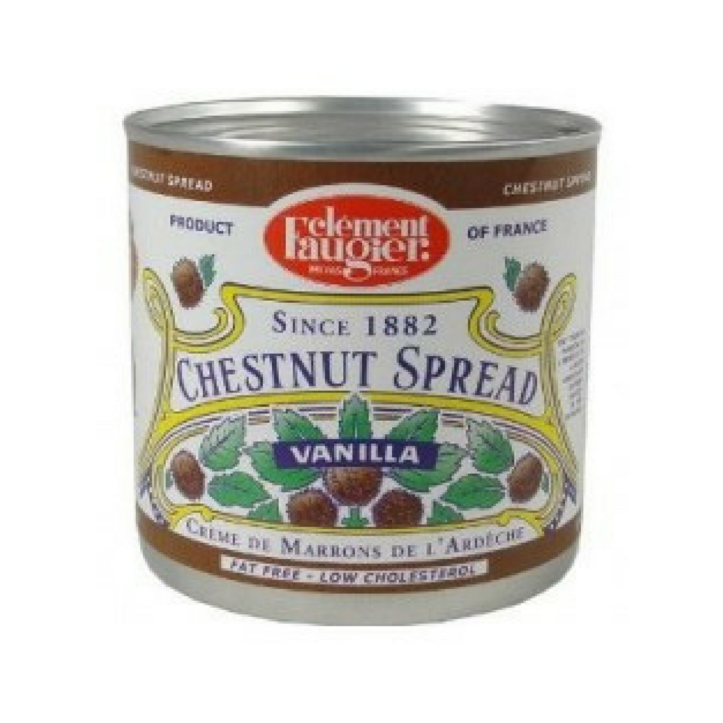 6 Pack Clement Faugier Chestnut Spread Puree de Marrons (17.5 oz. x 6) Multipack