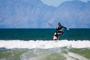 How to Stay Safe when Kiteboarding Solo