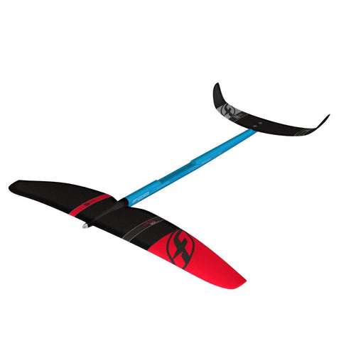 Levo 900 Windsurf Foil Plane (Front Wing + Stabiliser + Fuselage) - F-One UK