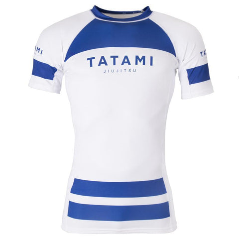 Original Rash Guard - White & Navy