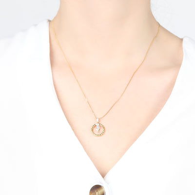 Thea Gold Necklace
