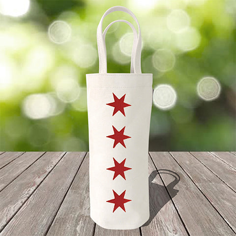 Single Bottle Wine Tote – Chicago Stars