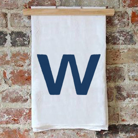 Tea Towel – W