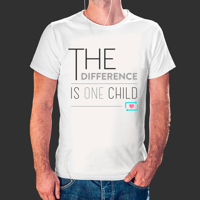 THE Difference Is One Child - Men
