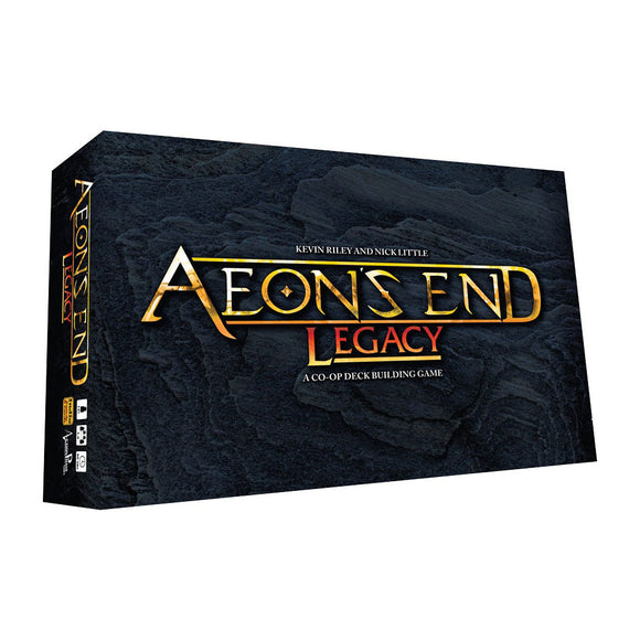 Aeon's End: Legacy - Front