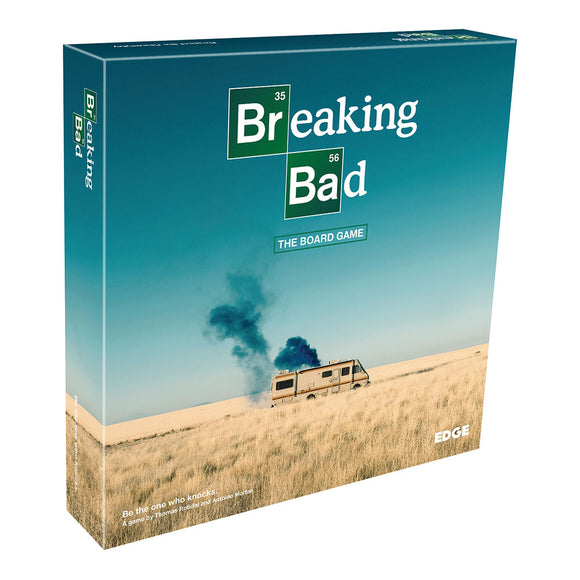 Breaking Bad: The Board Game - Front