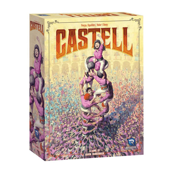 Castell - Front
