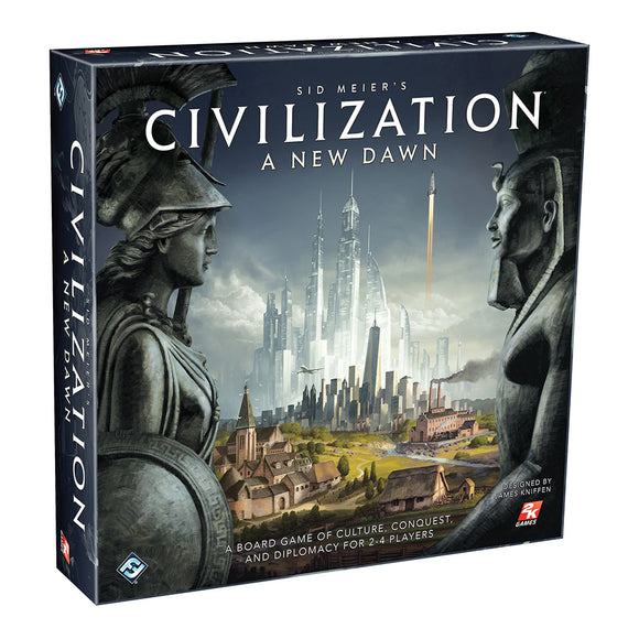 Sid Meier's Civilization: A New Dawn - Front