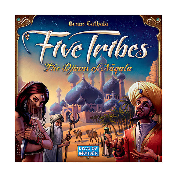 Five Tribes - Front