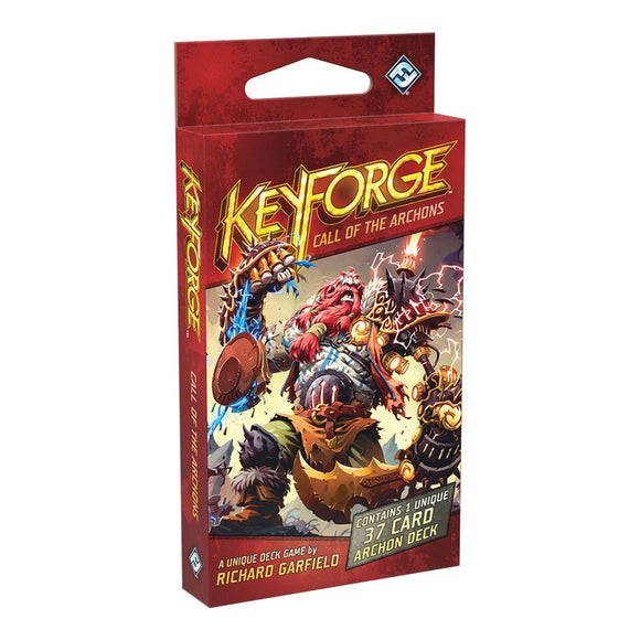 KeyForge: Call of the Archons Deck - Front