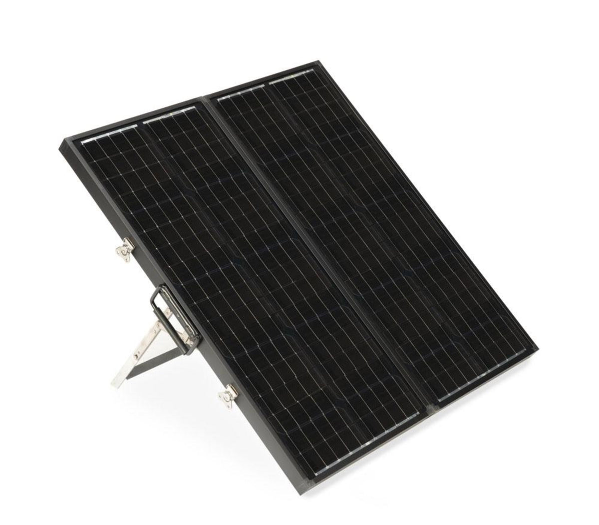 Zamp 90 Watt Slim Portable Solar Kit Back Country Solar