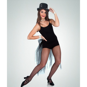 Imaginative Tulle Bustle Back Boy-Cut Leotard