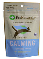 PET NATURALS CALMING TREATS FOR CATS