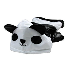 Funny Cartoon Panda Dog Raincoat SirWoofWoof