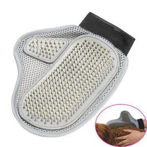 Grooming Massage Glove