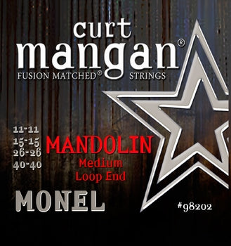MONEL Mandolin Medium