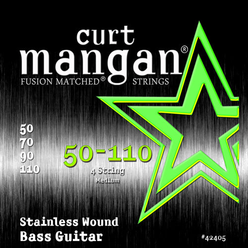 50-110 Stainless Steel Wound Medium Set