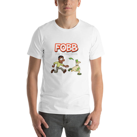 FOBB Fear of Being Broke Style 4 - Short-Sleeve Unisex T-Shirt