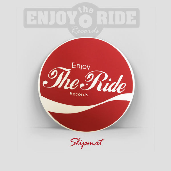 """Enjoy"" ETR Slipmat"