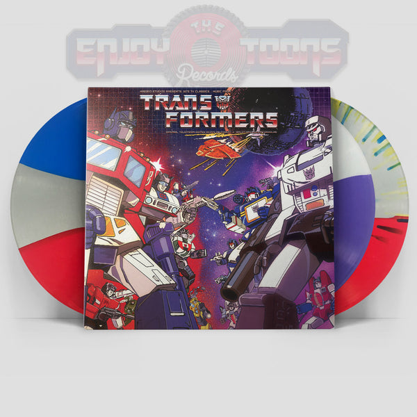 Hasbro Studios Presents '80s TV Classics: Music from The Transformers  (ETT016)