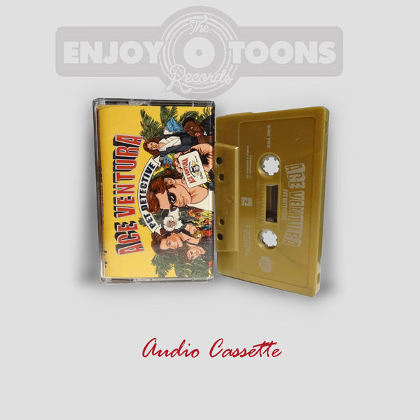Ace Ventura Soundtrack Cassette
