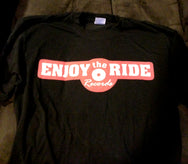 Enjoy The Ride Records T-Shirt